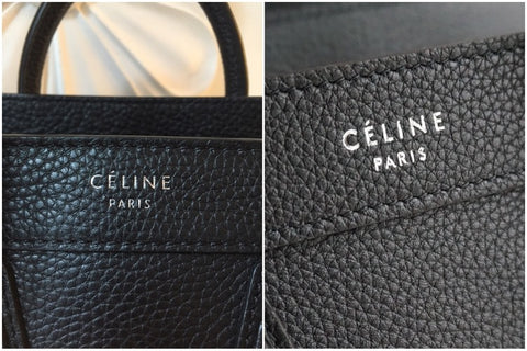 512357ffd5 How to Authenticate a Céline Bag – Glampot