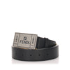 Fendi Leather Belt in Black