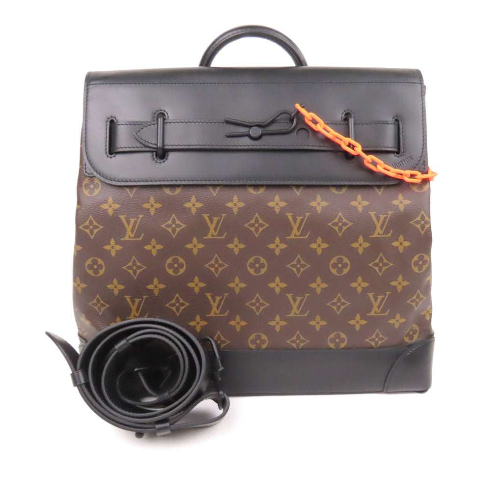 Louis Vuitton Monogram Steamer PM