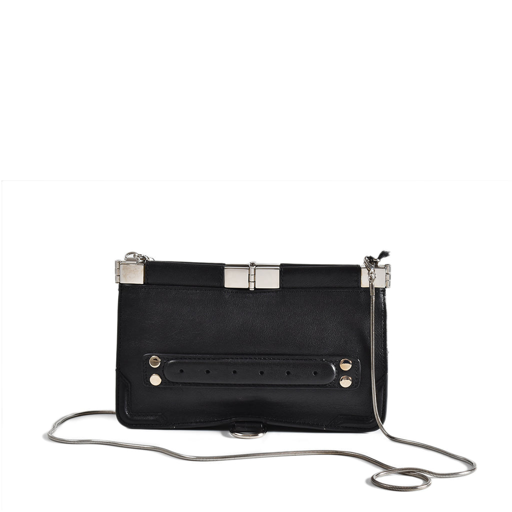Proenza Schouler Evening Clutch in Black