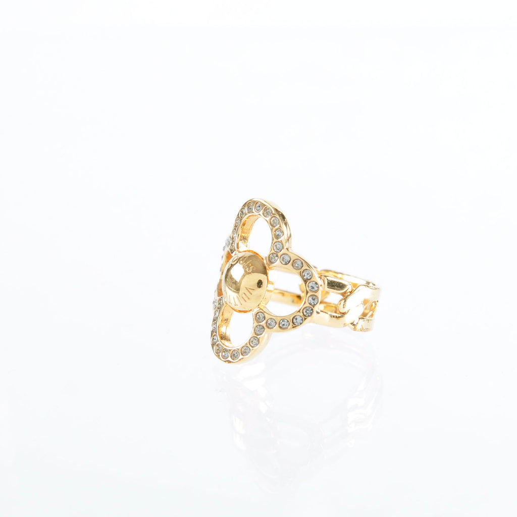 Louis Vuitton Flower Power Ring - Size 6 1/2