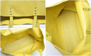 Soft Tote in Yellow