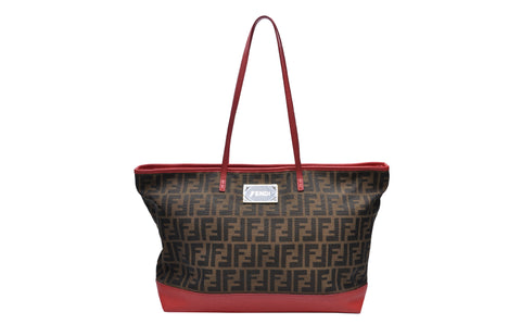 Roll Bag Media Jacquard Tote
