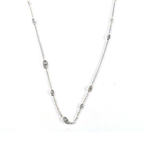 Hermes Farandole Long Necklace
