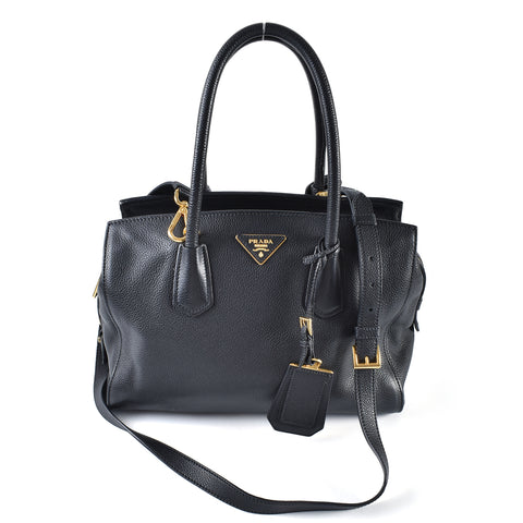 Prada BN2769 Vitello Nero
