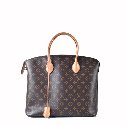 Louis Vuitton M40606 Monogram Canvas Lockit FL4171
