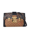 Louis Vuitton Trunk Clutch Monogram Canvas Reverse Bag