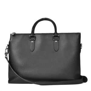 Louis Vuitton Noir Anton Soft Briefcase