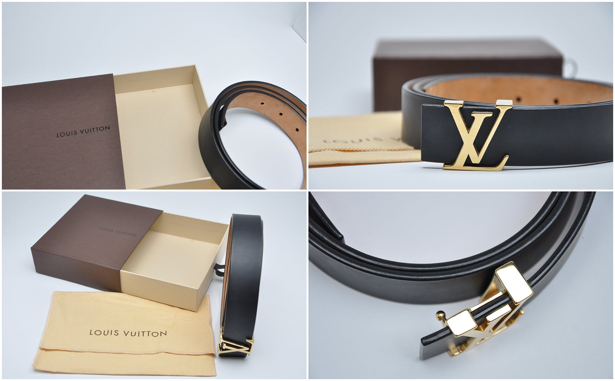 Louis Vuitton Belt 35MM