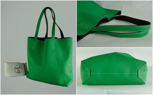 Reversible Double Sens 36CM in Bamboo Green / Graphite