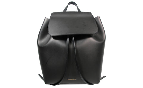 Mini Backpack Black Ballerina