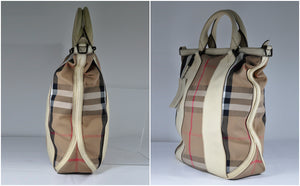 House Check Medium Bonington Trench Bag