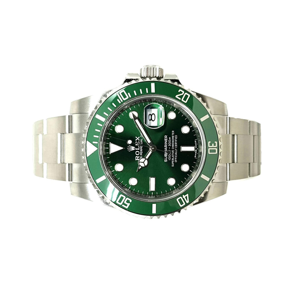 Rolex Submariner Green Hulk