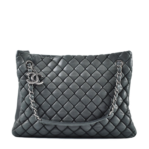 ebcc3f687e73 Previous. Chanel Quilted Iridescent Calfskin Leather New Bubble ...