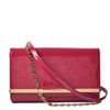 Louis Vuitton Pink Monogram Vernis Ana Clutch Bag