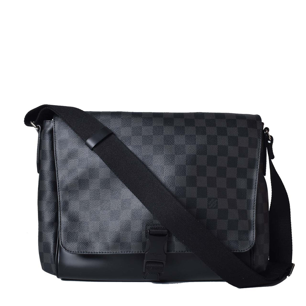 Louis Vuitton Skyline Messenger MM Damier Graphite
