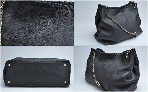 Tory Burch Marion Chain Shoulder Slouchy Tote
