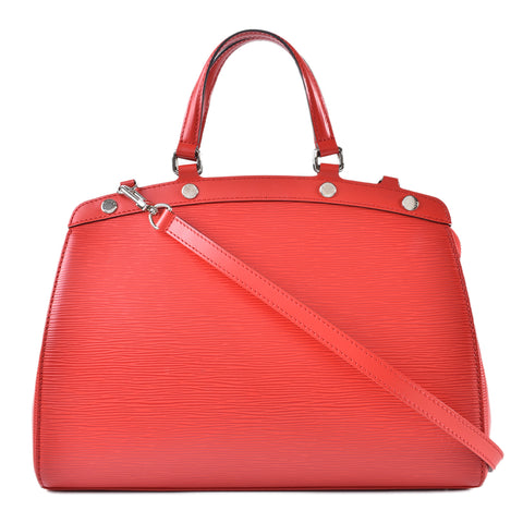 Louis Vuitton MM Brea Red