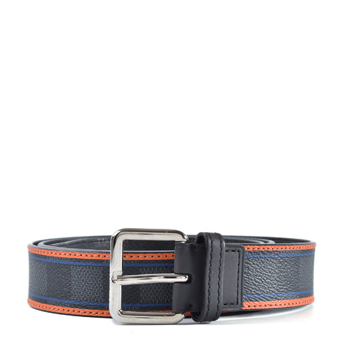 Louis Vuitton Graphite Limited Edition Men's Belt CA4172 - Size 90/36