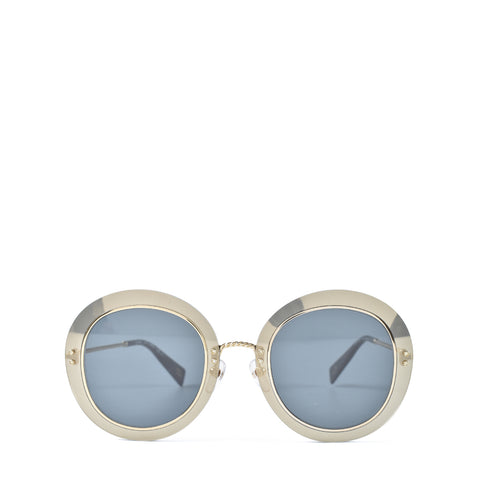 Marc Jacobs Marc 262/S 2M2IR Gold and Black Sunglasses