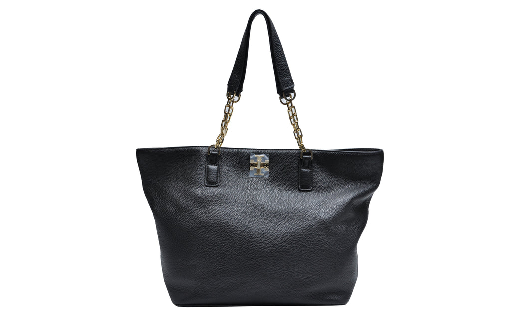 Tory Burch Mercer Tote Black