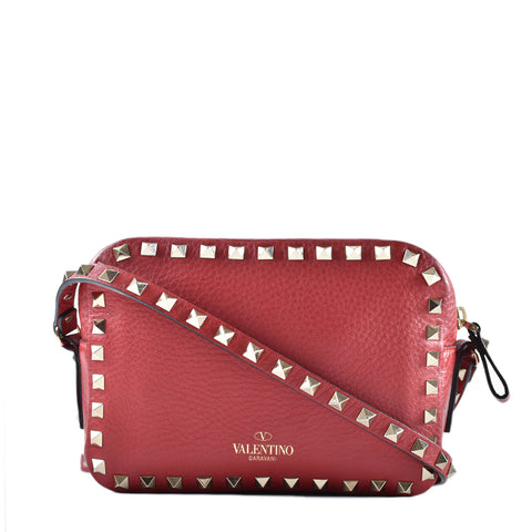 Valentino Garavani Rockstud Crossbody Camera Bag TV-L809VSF2