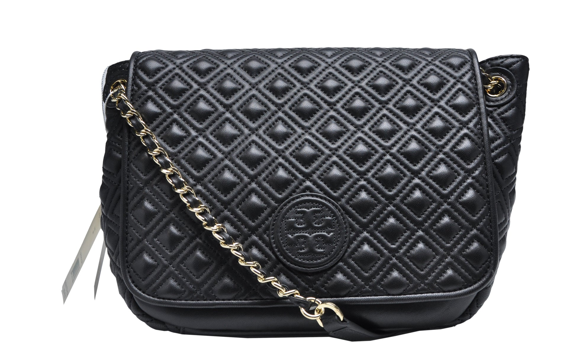 crossbody bag burch shoulder flap marion quilt small product black mini quilted normal tory