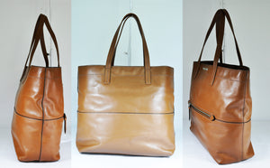 Vitello Diano Shopping Tote RR1934