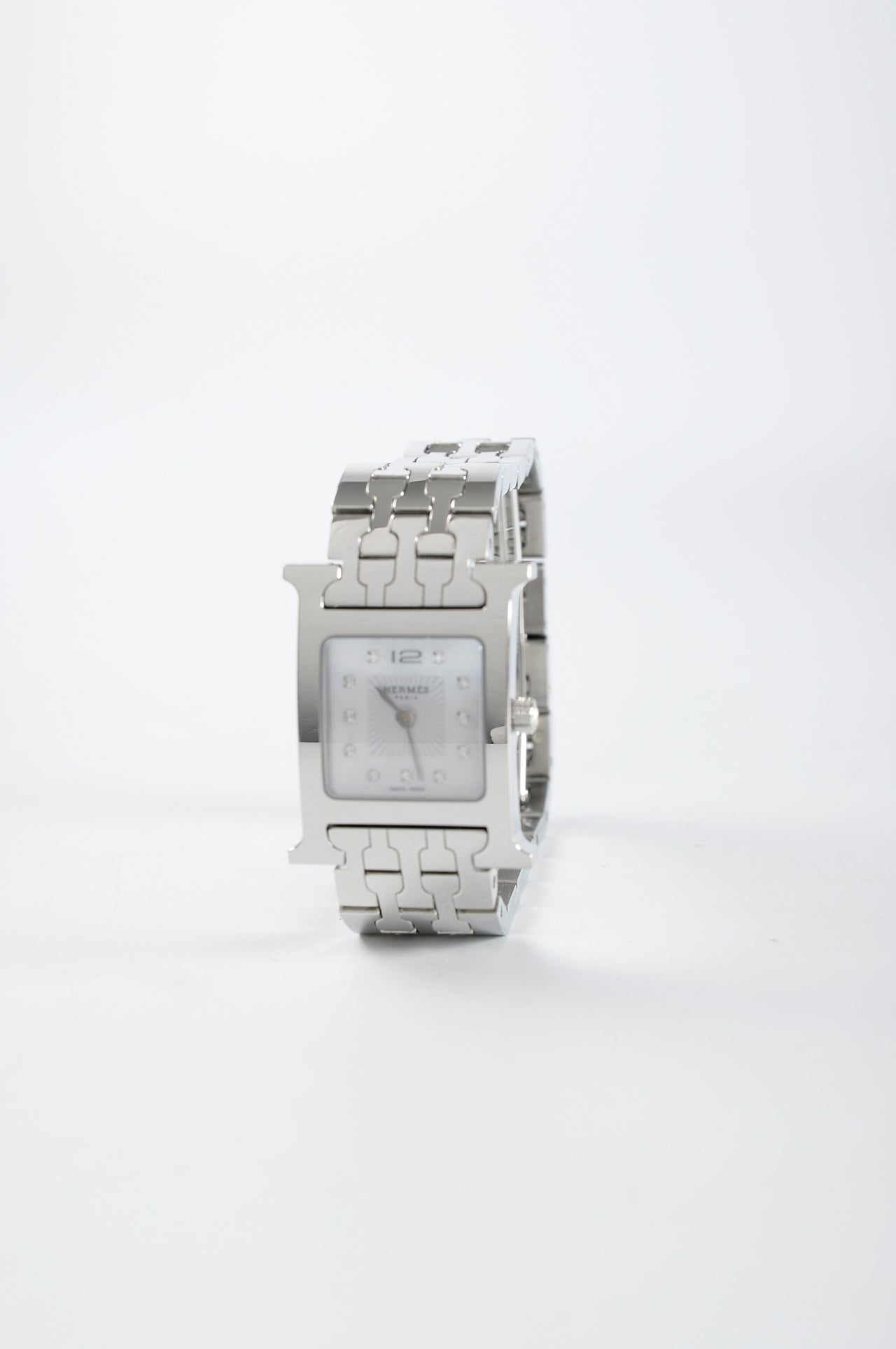 Hermès Heure H Collection Small PM Watch HH1.210.290