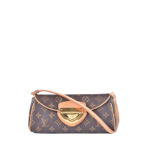 Louis Vuitton Monogram Canvas Beverley Pochette MI4097