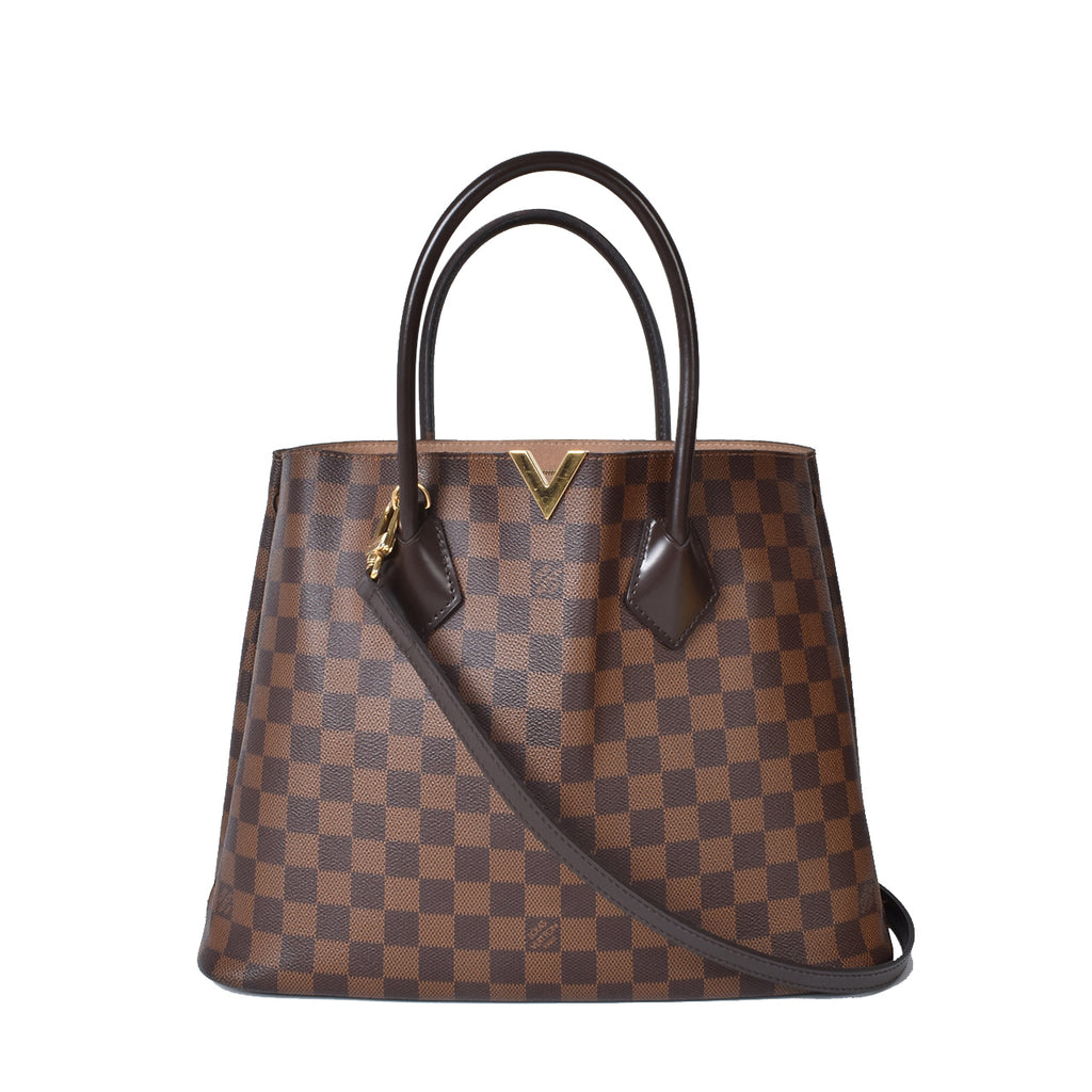 Louis Vuitton Damier Ebene Kensington Bag