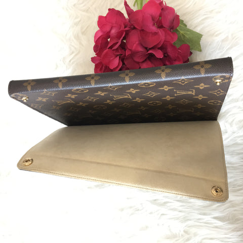 Monogram Ipad Case