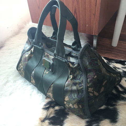 e596baab1f4dc Marc By Marc Jacobs Standard Supply Small Cargo Forest Night Multi M3123129