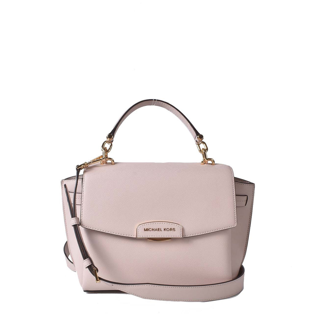 Michael Kors Rochelle Top Handle Pink Leather Satchel