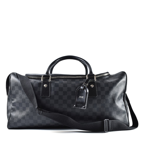Louis Vuitton Roadster Damier Graphite Canvas Travel Bag