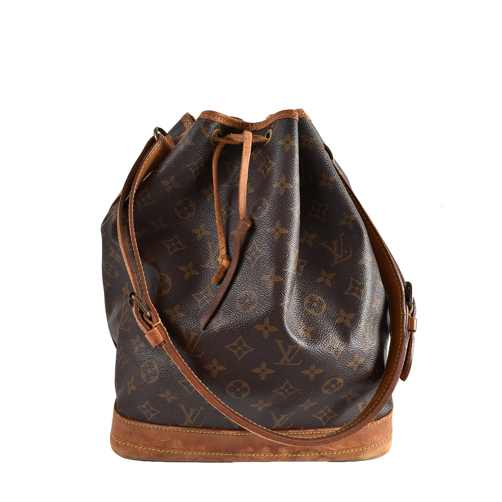 Louis Vuitton Noe Monogram Canvas
