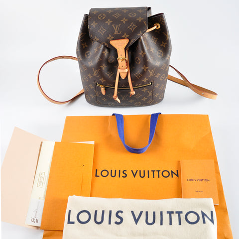 Louis Vuitton M43431 Montsouris NM MNG SP3197