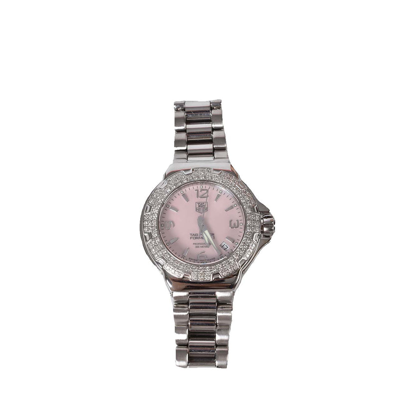 Tag Heuer Pink Watch