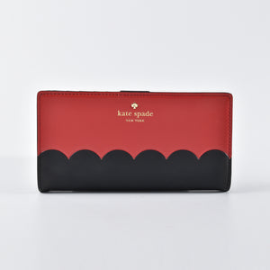 Kate Spade PWRU5901 Red Carpet Stacy Wallet