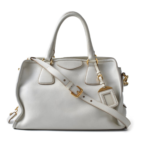 Prada BN2205 City Calf Talco Tote Bag