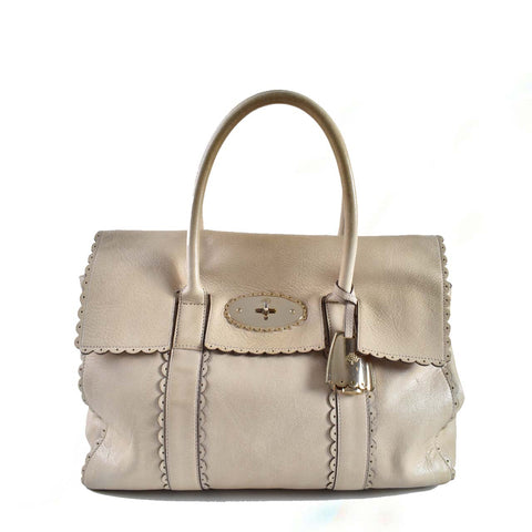 Mulberry Beige Cookie Bayswater GHW 1585604