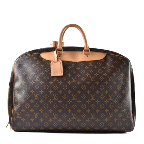 Louis Vuitton Monogram Canvas Large Luggage VI0063