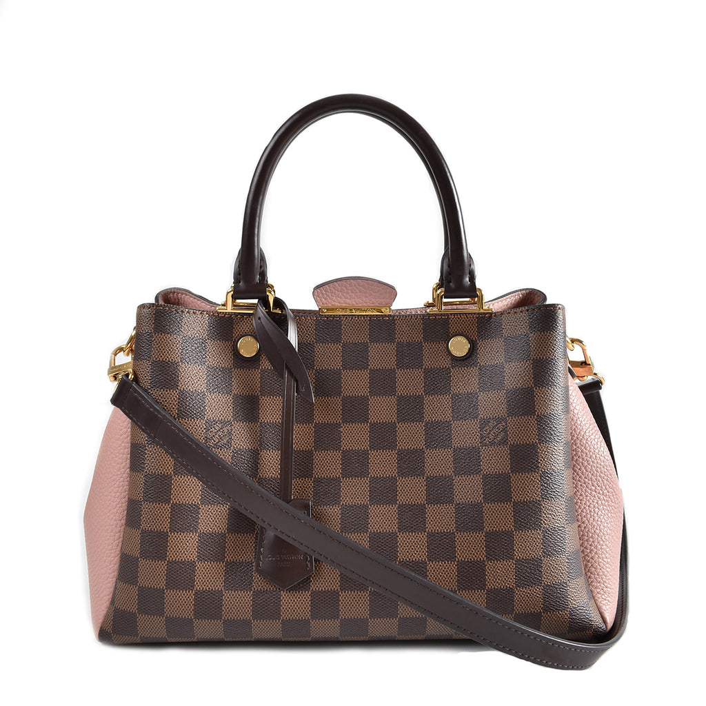 Louis Vuitton Magnolia Brittany BB Damier Canvas