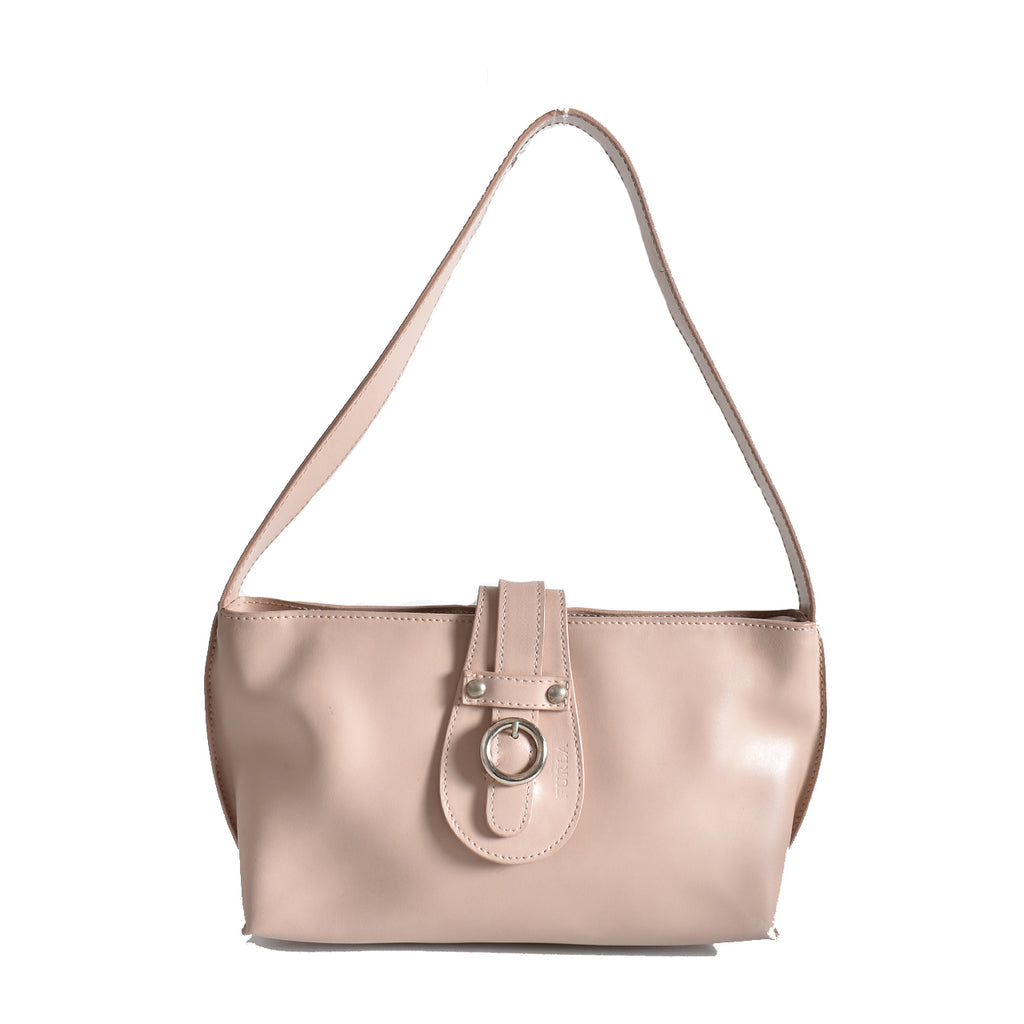 Furla Shoulder Bag in Dusty Pink