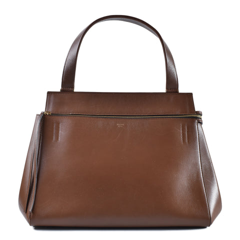 Celine Edge Medium in Camel