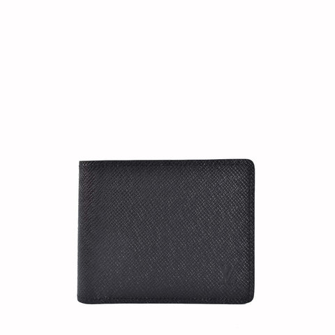 Louis Vuitton M30531 Multiple Taiga Noir Wallet