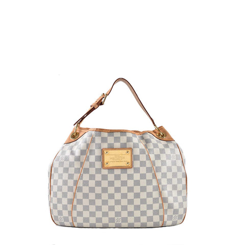 Louis Vuitton N55215 Galliera PM Damier Azur MI4190