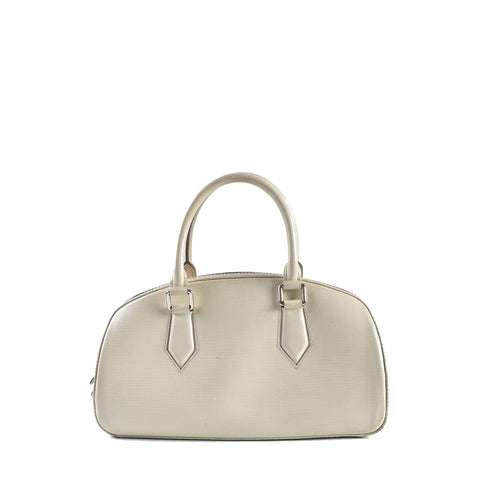 Louis Vuitton Jasmin Cream Epi Leather Top Handle Bag TH1026