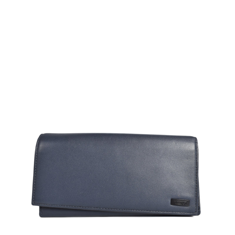 Tumi Black Pocket Wallet