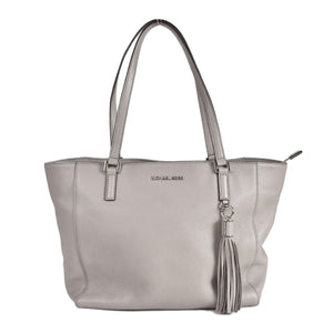 Michael Kors Bedford Large Carryall Grey Tote